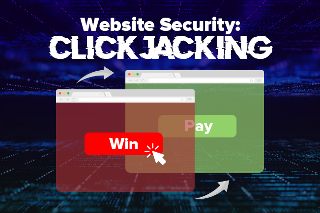 what are clickjacking attacks