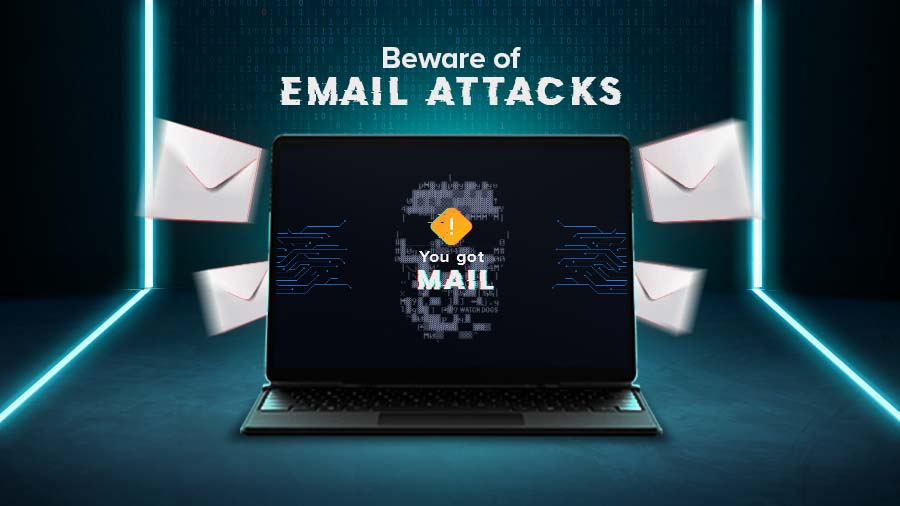 Types of Email Attacks for Businesses [DANGER]
